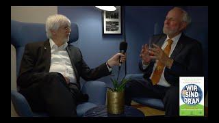 Philosoph Klaudius Gansczyk im Gespräch mit Professor Dr. Ernst Ulrich von Weizsäcker