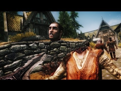 Skyrim Glitches: The Sigurd Glitch