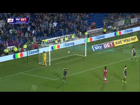 Cardiff goals