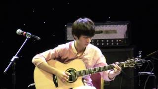 (Sungha Jung) Sorry - Sungha Jung(live)