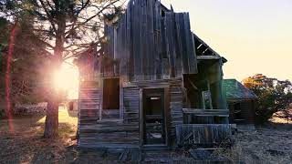 Explore a Ghost Town in Eastern Oregon