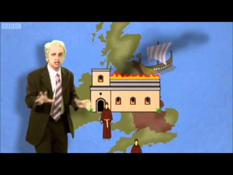 Horrible Histories The Anglo Saxon Report video