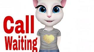 Call Waiting যখন থাকে || Tom || Angela || Bangla Funny Video || BY PhoTo TeAser ||