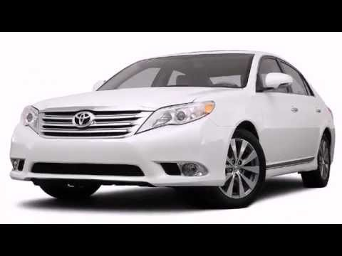 2012 Toyota Avalon Video