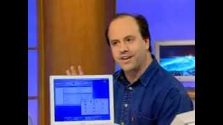 Mac OS X 10.1 Puma latest features on The Computer Chronicles (2002)