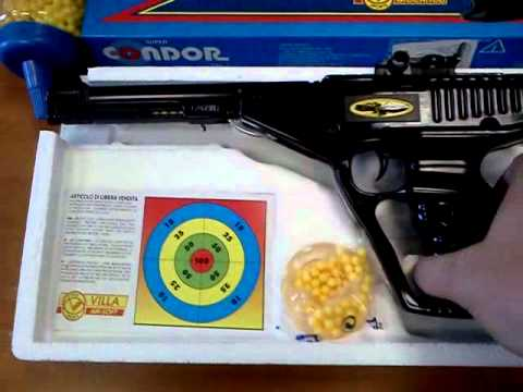 2600 villa игрушечный пистолет с пульками
