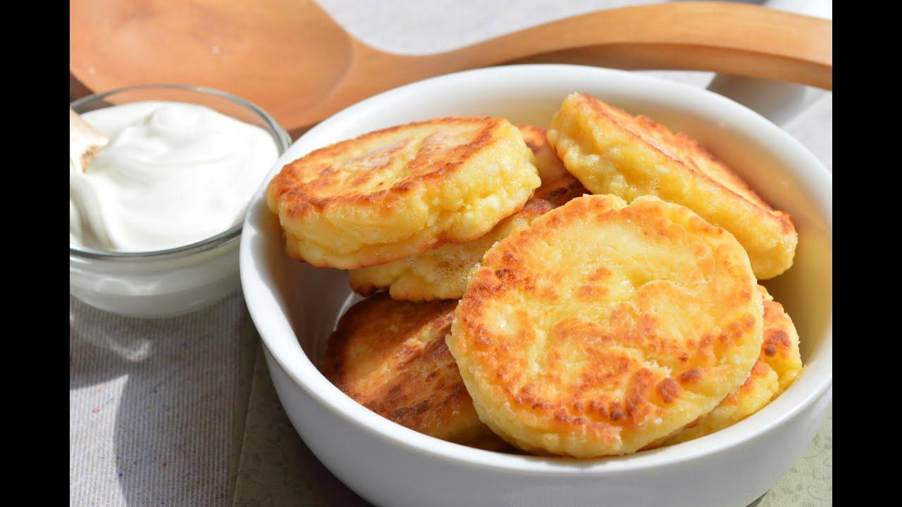 Сырники из творога - Пошаговый рецепт с фото Десерты 6