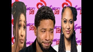 Jussie Smollet's Role gets CUT from EMPIRE+ Cardi B and Ava DuVernay speak out