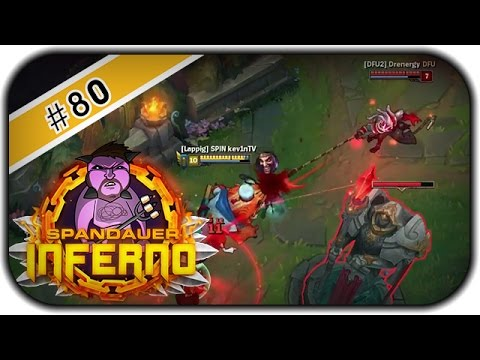 TAHM IST BACK! - #SPANDAUER INFERNO 80 - League of Legends