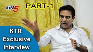 ts-minister-ktr-exclusive-interview-2019-elections-telangana-part-1-telugu-news-tv5-news