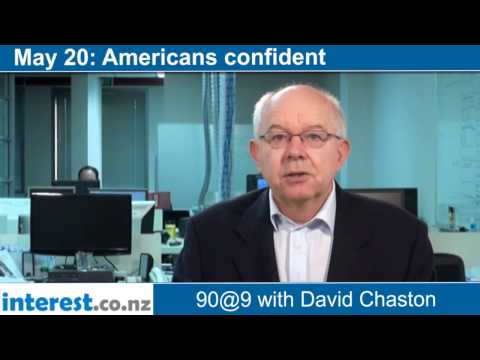 90 seconds at 9 am:Americans confident (news with David Chaston)