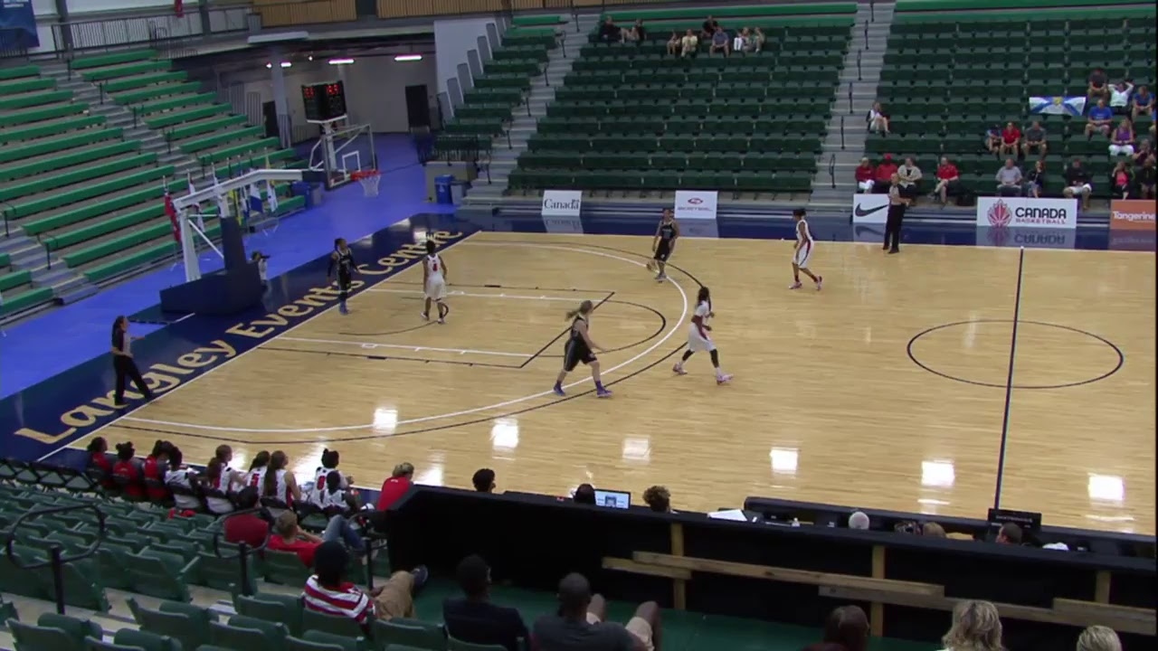 U15 Girls - Ontario vs. Nova Scotia