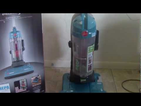 Hoover Nano Cyclonic Vacuum Review