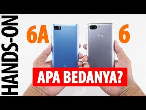 Apa Bedanya Xiaomi Redmi 6a Dan 6 Youtube