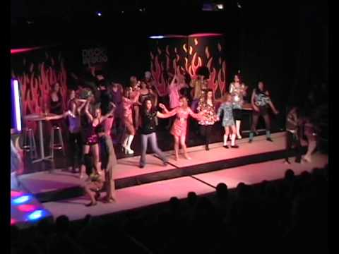Disco Inferno The Musical - Groove Medley
