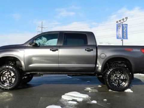 2013 Toyota Tundra For Sale >> 2013 Toyota Tundra 4WD Truck CrewMax Truck - American Fork ...