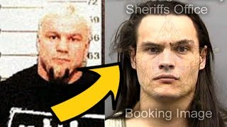 13 WWE Superstars Who Were Arrested For The Craziest Crimes / WWE Wrestlers Arrested