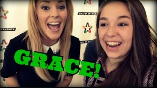 REESE MEETS GRACE HELBIG!
