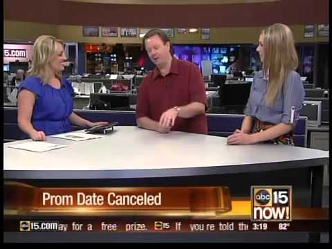 Porn star banned from high school prom