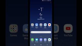How to get Samsung Oneui Night and Day Theme on any Samsung phone running Android Oreo Or Above!!!!!