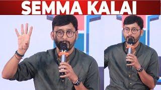 Trailerku Munnadi BJP ipa CONGRESS | RJ BALAJI Full Speech at LKG Press Meet