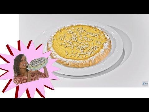 Crostata della nonna Light Senza Burro – Le Ricette di Alice