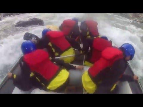 Kullu River Rafting in Beas River - Rapid 2