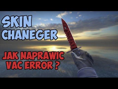 Skinchanger Jak Naprawić Vac Error/How To Fix Skinchanger Vac Error