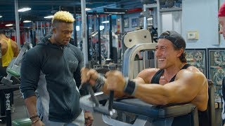CHEST AND TRICEPS | EPIC Workout with Steve Laureus