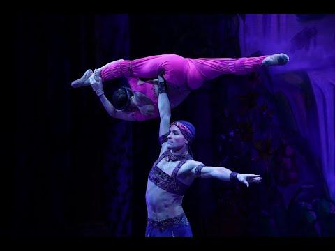 16. Moscow Ballet's Great Russian Nutcracker - Arabian Variation