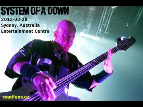 System of a Down - Sydney 2012 [FULL AUDIO]