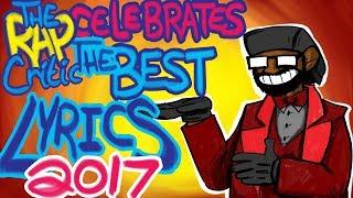 Download Lagu The Top 10 BEST Lyrics of 2017 Gratis STAFABAND