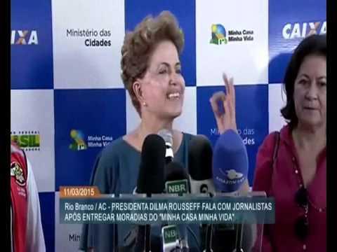Presidenta Dilma Rousseff anuncia que microchip substituirá documentos no Brasil!! (2015)