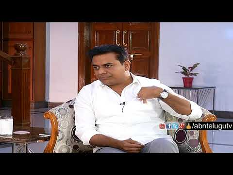 Exclusive Interview with Minister KTR | Early-Polls In Telangana | Full Episode | ABN Telugu