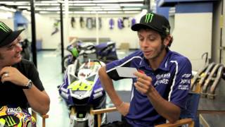 Valentino Rossi Answers Fans' Questions