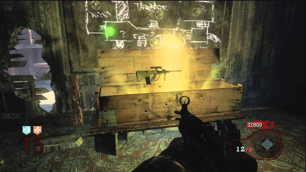 Where Is The Fuse Box In Zombies Black Ops : Black ops zombies increase mystery box odds youtube
