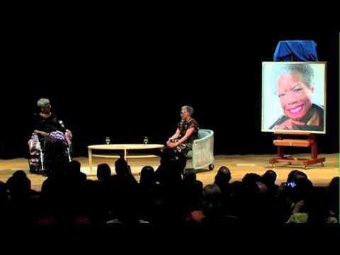 Dr. Maya Angelou In Conversation with Dr. Johnnetta B. Cole