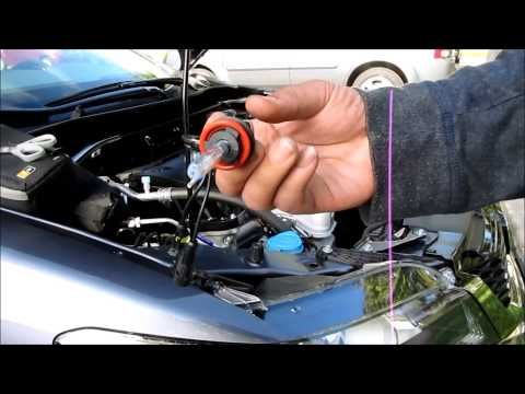 DIY 2013 2014 Honda Accord HID install