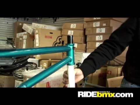 How-To Install A Headset - TransWorld RideBMX Magazine