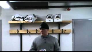 KalPan SM-liigajoukkueen pelimatka Helsinkiin 20.-21.1.2011, osa 4.