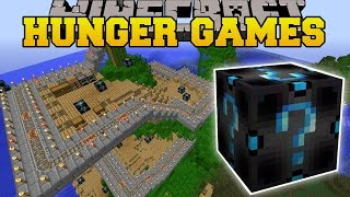 Minecraft: PAT'S TREE HOUSE HUNGER GAMES - Lucky Block Mod - Modded Mini-Game