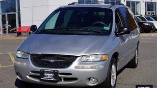 2000 Chrysler Town Country LXi Minivan
