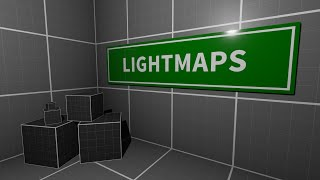 """Baked Lighting"" and ""Lightmaps"" (Maya & Unreal Engine)"