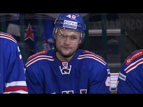 Evgeny Ketov accidentally scores in own net