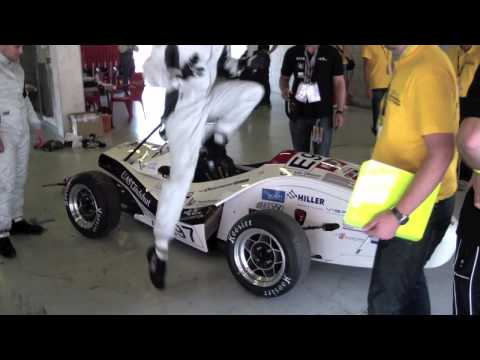 LA eRacing presents: Formula Student Spain 2011! The Srutineering HD