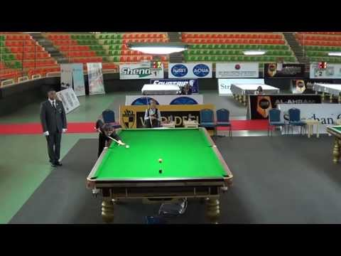 2014 IBSF World 6Reds Women Final (Winning Moments)