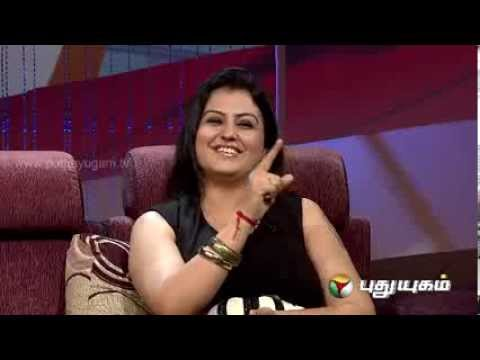 Natchathira Jannal - With Actress Sona And Anuradha - Part 1 video