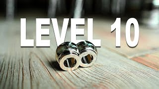 Solving The Level 10 Infinity Puzzle