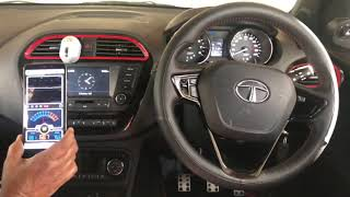 TIGOR JTP[2019] CABIN NOISE TESTING AT IDLE- City & Sports Mode