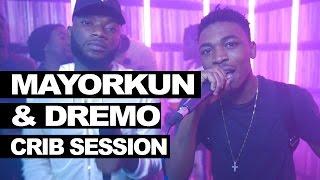 Mayorkun & Dremo freestyle - Westwood Crib Session